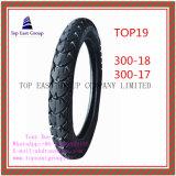 300-17, 300-18, Superqualität, lange Lebensdauer-Motorrad-inneres Gefäß, Motorrad-Reifen