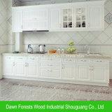 Küche-Möbel-Melamin Lamitated Küche-Schrank