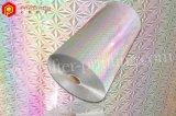 銀製BOPPのホログラムの薄板になるフィルム