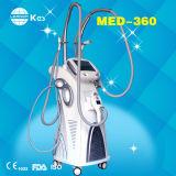 Cuerpo vertical de Med-360 Vacuum+RF que adelgaza la máquina