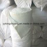 Paño refractario de la fibra de cerámica de los materiales de aislamiento de calor