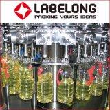 Машина завалки смазывая масла быстрой скорости высокого качества разлитая по бутылкам