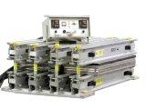 Machine de vulcanisation chaude portative de bande de conveyeur/machine de vulcanisation en caoutchouc
