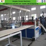 PVC 합성 파동 기와 생산 내미는 선