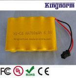 China ISO-Hersteller-einzellige Ni-CD Batterie