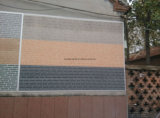 壁および屋根のための外部PUサンドイッチパネルを浮彫りにする金属