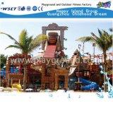 安く小さい子供水公園の水の家(HD-6301)