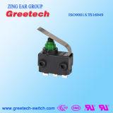 Micro interruptor IP67 impermeável selado Subminiature com preço razoável