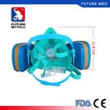 Washable маска вздыхателя газа кремния с двойным фильтром для химиката защищает