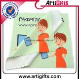 Vestiti personalizzati di pulizia di vetro di Microfiber