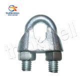 Гальванизированный Electro зажим веревочки провода томительноего-тягуч утюга DIN741