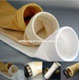Saco de filtro da resistência do petróleo & de água do poliéster (filtro de ar)