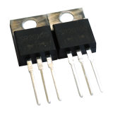 Schottky Barrier Rectifier Diode 20A 100V To220 Case Mbr20100
