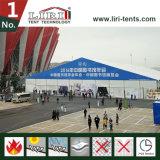 展示会に使用する明白なPVCサイドウォールが付いている大きいテント