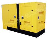 Ce/CIQ/Soncap/ISOの証明書とのホーム及び産業使用のためのパーキンズ力の無声ディーゼル発電機との22kw/28kVA