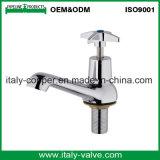 Italien-kupferne Qualitätspoliermessingbassin-Hahn (AV2073)