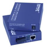конвертер средств электропитания 10/100/1000m CWDM внешний (APT-1124WS34/54OC)
