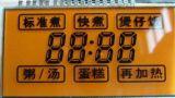 Модуль индикации LCD графика Stn зеленый Transflective положительный