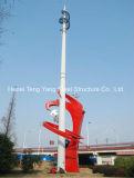 Q345 Verlichting van uitstekende kwaliteit van de Straat van Pool van het Staal de Enige Polen