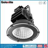 직업적인 LED 해결책 25D 60d 90d 200W 200 와트는 LED 높은 만 빛을 방수 처리한다