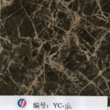 Пленка переноса сублимации мрамора желтого цвета равнины ширины Yingcai 1m