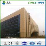 Almacén prefabricado de la estructura de acero de la construcción