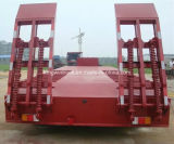 Cimc Brand Low Bed Semi Trailer con Three Axles From Cina