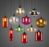 Moderne hängende Glaslampe (WHG-202S)