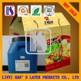 Colla bianca usata calda del liquido PVAC per la laminazione della pellicola di BOPP