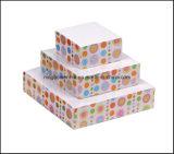 Cube chaud en note de cube en note de papier de pyramide d'impression de côtés de la vente 4