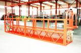 고각 건축 용지 건물 호이스트 물자 드는 플래트홈