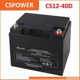 China Factory 12V40ah Batterie sans entretien pour gel - Batterie USP, EPS