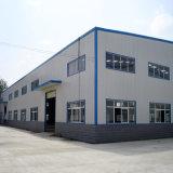 Gruppo di lavoro della struttura d'acciaio con il comitato del tetto di spessore di 0.5mm