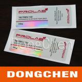 O tubo de ensaio livre do projeto 10ml Trenbolone etiqueta etiquetas