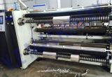 Steuerplastikfilm-Kennsatz-Slitter Rewinder Maschine PLC-400m/Min