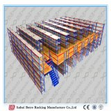 Sotão de pombo da cremalheira do mezanino do armazenamento de Warehosue da alta qualidade de China