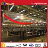Di alluminio della lega del serbatoio di combustibile rimorchio semi (42m3 con il ADR)