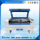 Heiße Verkaufs-Kamera CCD-Textillederne Gewebe-Laser-Ausschnitt-Maschine 1390