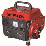 650 W Small Gasoline Generator/0.8kVA Generator voor Home Use