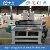 Независимо двойной воздух Spindles роторная машина маршрутизатора CNC древесины