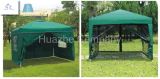 8X8ft Folding Canopy, Good Tent com Net, Gazebo com Mosquito Net