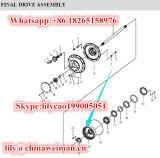 Sdlg LG953 LG956 LG958 LG968最終的な駆動機構アセンブリは車軸リングギヤ29070000481を分ける