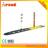 Séparateur de voie de route de circulation par modèle neuf