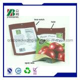 Bolsa de papel personalizado para embalagem de legumes