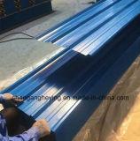 Toiture galvanisée plongée chaude de l'acier Roofing/Gi Roofing/PPGI avec la largeur personnalisée