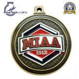 Medalha de troféu com acabamento em 3D Design Golf