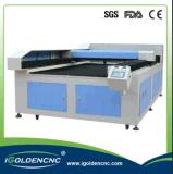 Découpage en bois et en métal de laser et machine de gravure 1325