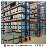 Шкаф паллета полки бакалеи оборудования хранения Китая регулируемый
