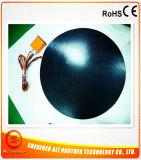 أسود [سليكن روبّر] مسخّن [120ف] [600و] قطر [5001.5مّ]