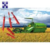 Double cylindre hydraulique temporaire pour la machine d'agriculture